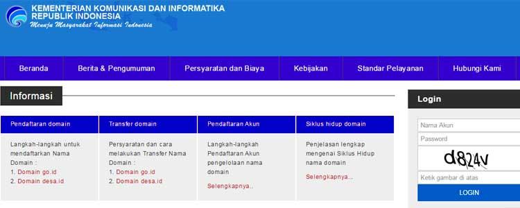 situs domain.go.id