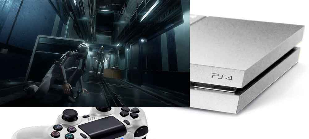 firmware ps4