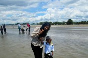pantai selatbaru bengkalis