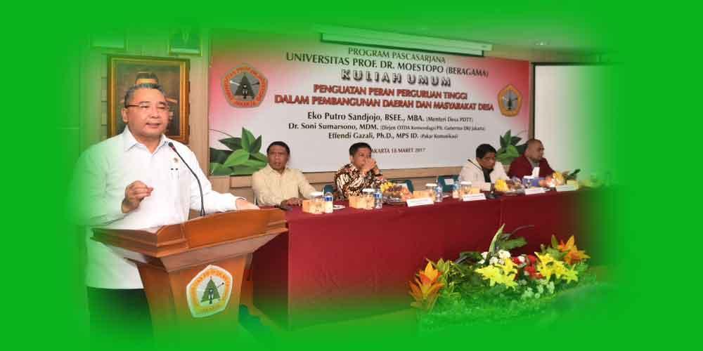 Program Kementerian Desa