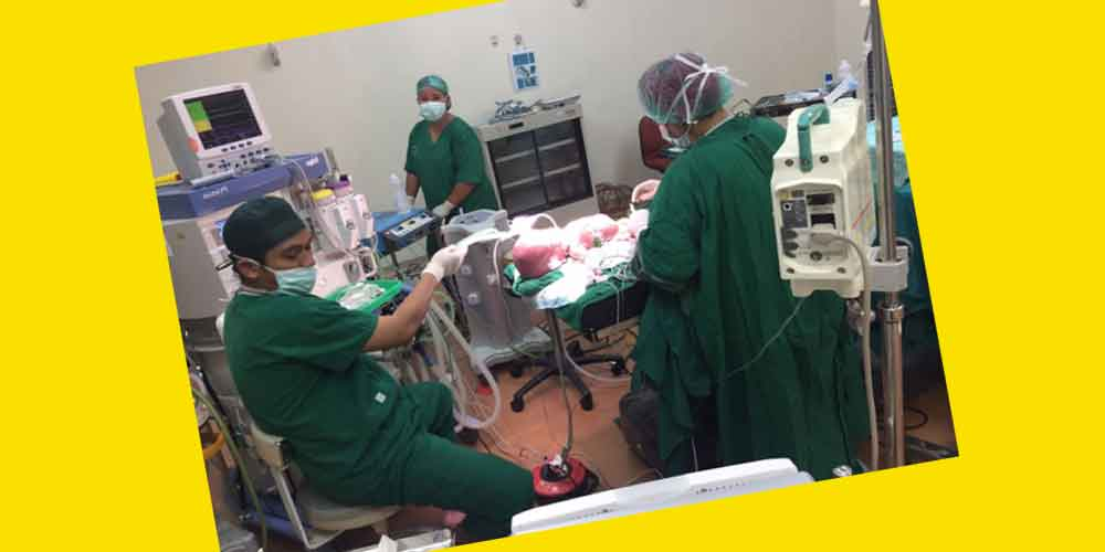 operasi hydrocephalus
