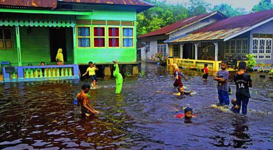 banjir bengkalis
