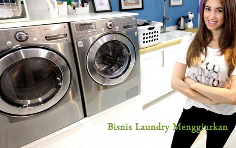 Cara Mengelola Bisnis Laundry
