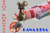 cara korupsi dana desa