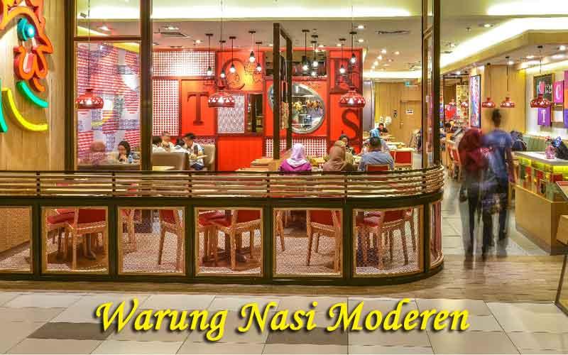 Tips Sukses Warung Nasi