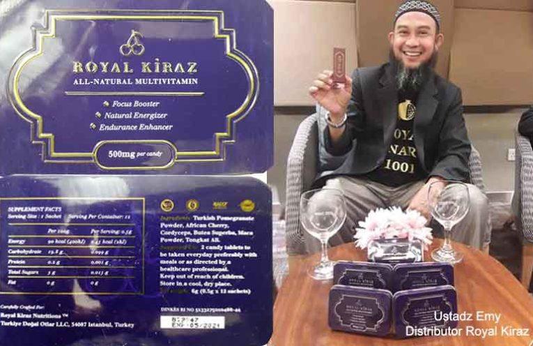 Manfaat Royal Kiraz