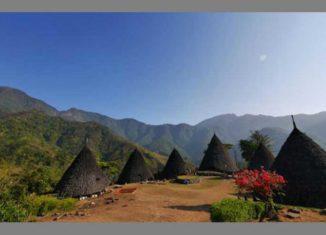 ciri desa wisata