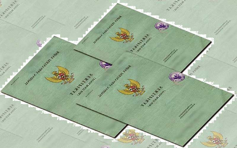 Cara mengecek sertifikat Tanah asli