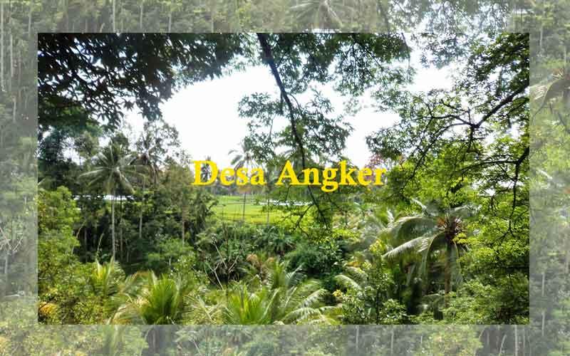 Desa Paling Angker