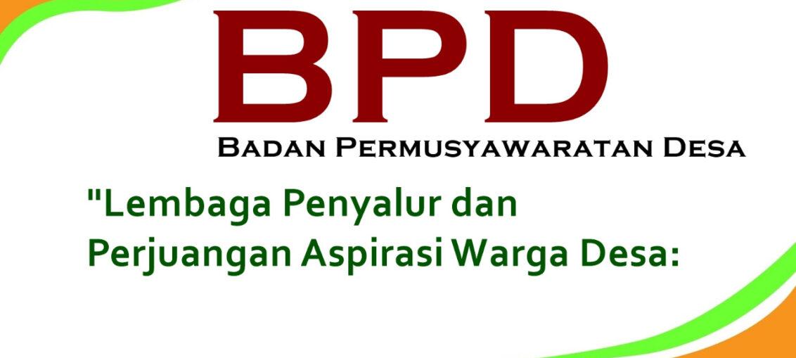 Jumlah Tunjangan BPD